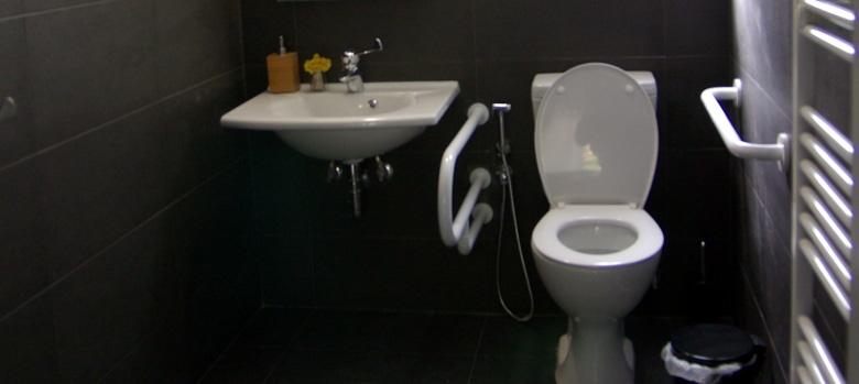 τουαλέτα-ΑΜΕΑ